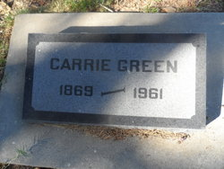 Carrie Green