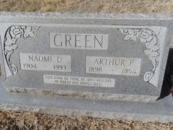 Naomi D. Green