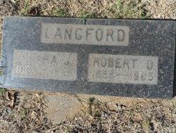 Clara J. Langford