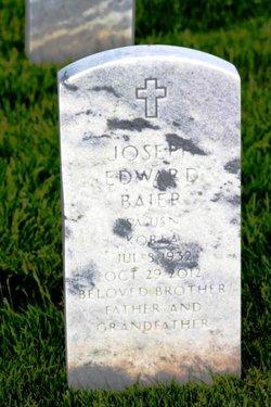 Joseph E Baier