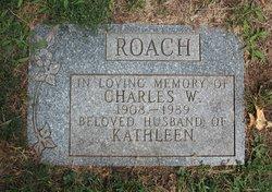 Charles W Roach