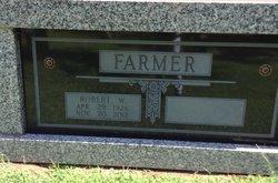 "Robert W. ""Bob"" Farmer"