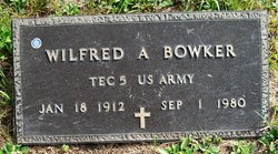 "Wilfred A. ""Miff"" Bowker"