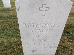 Raymond F Skaggs
