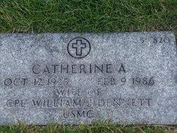 Catherine A Dennett