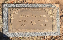 Mary Naomi <I>Morgan</I> Austin