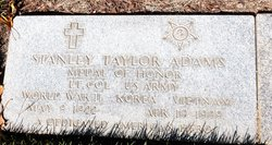 Stanley Taylor Adams