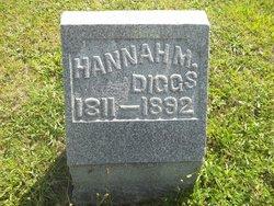 Hannah <I>Mendenhall</I> Diggs