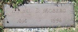 Mabel Sarah <I>Mundahl</I> Moberg