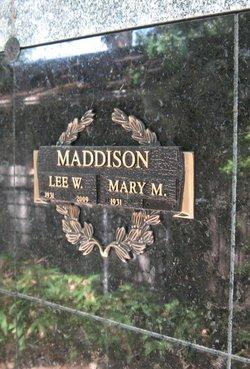 Lee Warwick Maddison