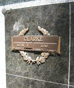 June Clarke