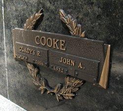 Gladys R Cooke