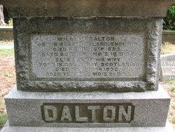 Elizabeth <I>Sinclair</I> Dalton