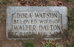 Dora <I>Watson</I> Dalton