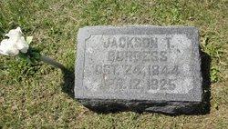 Jackson T Burgess