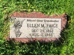 Ellen Maude <I>Banta</I> Paige