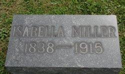 Isabella Tate <I>Sproat</I> Miller