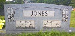 """Theran """"PeeWee"""" Jones"""