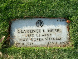 Clarence Leo Heisel