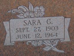 Sara <I>Galindo</I> Gustamante