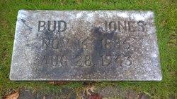 """George Rufus """"Bud"""" Jones"""