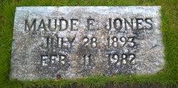 Maude <I>Echols</I> Jones