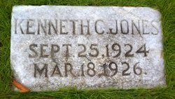 Kenneth C Jones