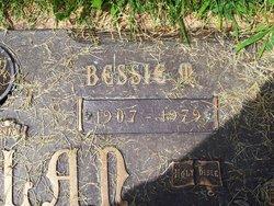 Bessie M. Morlan