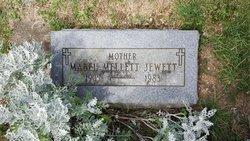Mabel May <I>Jones</I> Jewett