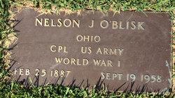 Nelson J O'Blisk
