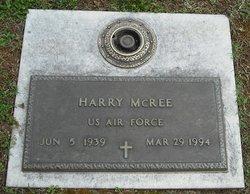 Harry McRee