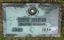 Edwin Johnson