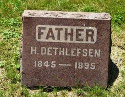 H. Dethlefsen