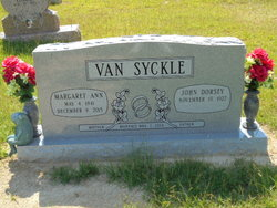 Margaret Ann Van Syckle