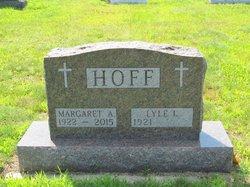 Margaret A. <I>Pleus</I> Hoff