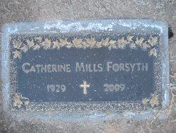 Catherine Mills Forsyth