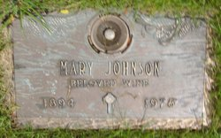 Mary Johnson