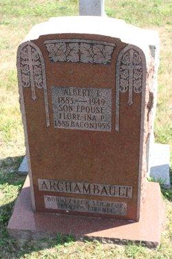 Albert Joseph Archambault