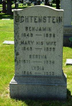 Mary Lichtenstein