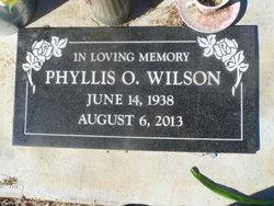 Phyllis O. Wilson
