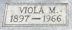 Viola M Cale