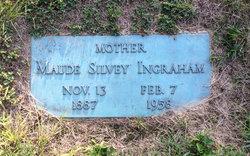 Maude <I>Silvey</I> Ingraham