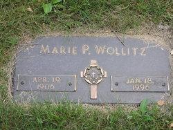 Marie P. Wollitz