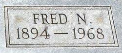 Fred N Cale