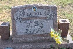 Beatrice <I>Gustamante</I> Quinones