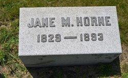 Jane M. Horne