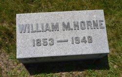 William M. Horne
