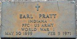 Earl Pratt