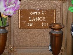 Owen Albert Lance