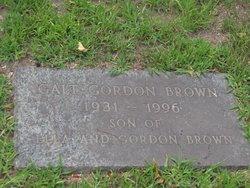 Galt Gordon Brown